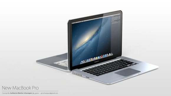 Tech.Analysis: New Macbook Pros Imminent