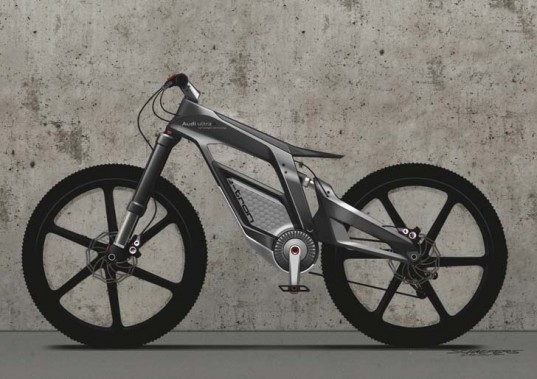 Design.Inclined: Audi E-Bike Wöthersee