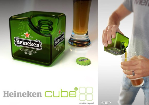 Design.Inclined: The Heineken Cube